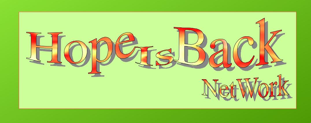 HopeISBack NetWork